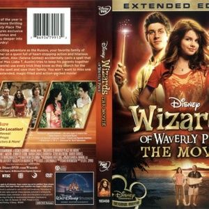 WIZARDS OF WAVERLY PLACE BUNDLE
